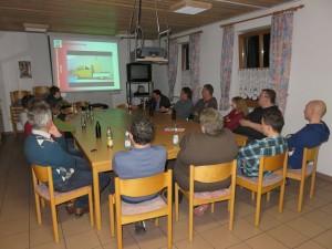Auch KBM Jürgen Kainz nahm an der Freitags-Schulung teil.